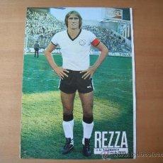 Coleccionismo deportivo: POSTER AS COLOR 1/2 PAGINA. REZZA. (U.D.SALAMANCA) AÑOS 70´. Lote 37627996