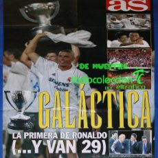 Sammelleidenschaft Sport - POSTER REAL MADRID, POSTERS AS - RONALDO - 37817324