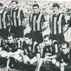 Coleccionismo deportivo: INTERNAZIONALE DE MILÁN ( INTER ): RECORTE DE 1966. Lote 38487473