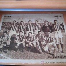 Coleccionismo deportivo: EL CASTELLON LAMINA Nº 15 DEL PERIODICO DEPORTIVO MARCA . Lote 38644419