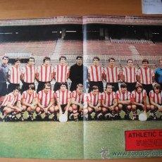 Coleccionismo deportivo: POSTER AS COLOR Nº 99. ATHLETIC DE BILBAO. AÑOS 70' .. Lote 39115859