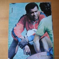 Coleccionismo deportivo: POSTER DON BALON. PEREIRA -AT.MADRID-. AÑOS 70'. . Lote 39246864