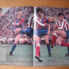 Coleccionismo deportivo: POSTER DON BALON. SCHUSTER. F.C.BARCELONA. AÑOS 80'. . Lote 39396041