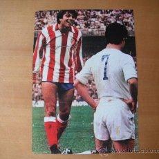 Coleccionismo deportivo: RECORTE AS COLOR. MARCELINO Y JUANITO. AÑOS 70'. . Lote 39396154