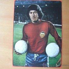 Coleccionismo deportivo: RECORTE AS COLOR. DIARTE. VALENCIA C.F. AÑOS 70'. . Lote 39396176