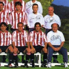 Coleccionismo deportivo: ATHLETIC CLUB DE BILBAO 1999-2000. Lote 38994893
