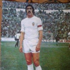 Coleccionismo deportivo: AS COLOR POSTER - 1975-76. Lote 39115279