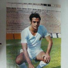 Collezionismo sportivo: POSTER AS COLOR - AÑOS 70 - VALENCIA C.F. - QUINO. Lote 39304428