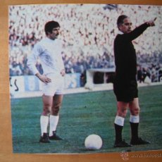 Coleccionismo deportivo: RECORTE AS COLOR. AGUILAR. REAL MADRID. AÑOS 70' . . Lote 39407911