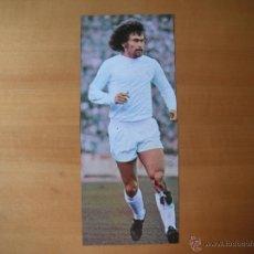 Coleccionismo deportivo: RECORTE DON BALON. BREITNER (REAL MADRID). AÑOS 70' . . Lote 39409156