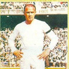 Coleccionismo deportivo: REAL MADRID: RECORTE DE ALFREDO DI STEFANO. Lote 43240266