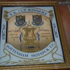 Coleccionismo deportivo: COPA DE INGLATERRA 1980 -1981 FINAL TOTTENHAM HOTSPUR F.C MANCHESTER CITY. Lote 44046135