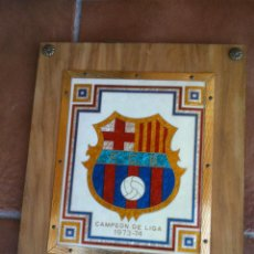 Coleccionismo deportivo: F.C.B.CAMPEON DE LIGA 1973-74. Lote 44363208