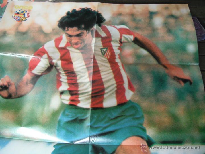 Coleccionismo deportivo: POSTER ONCE. BRASIL. COPA DEL MUNDO ARGENTINA 1978 - Foto 3 - 45999053