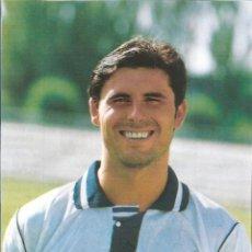 Collezionismo sportivo: REAL MADRID: GRAN RECORTE DE RAFA ALKORTA. 1992. Lote 47008768