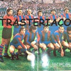 Coleccionismo deportivo: POSTER BARCELONA CLUB FUTBOL BARÇA 1.978/1979 . Lote 48991659