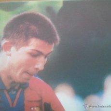 Coleccionismo deportivo: POSTER CELADES FC BARCELONA - SPORT 80 X 60. Lote 219295085