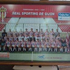 Coleccionismo deportivo: REAL SPORTING DE GIJÓN TEMPORADA 93/94 . Lote 51562526