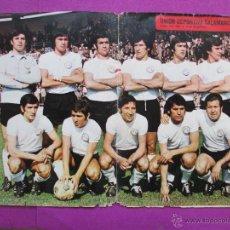 Coleccionismo deportivo: POSTER AS COLOR 94, FUTBOL, UNION DEPORTIVA SALAMANCA, Nº179. Lote 51930211