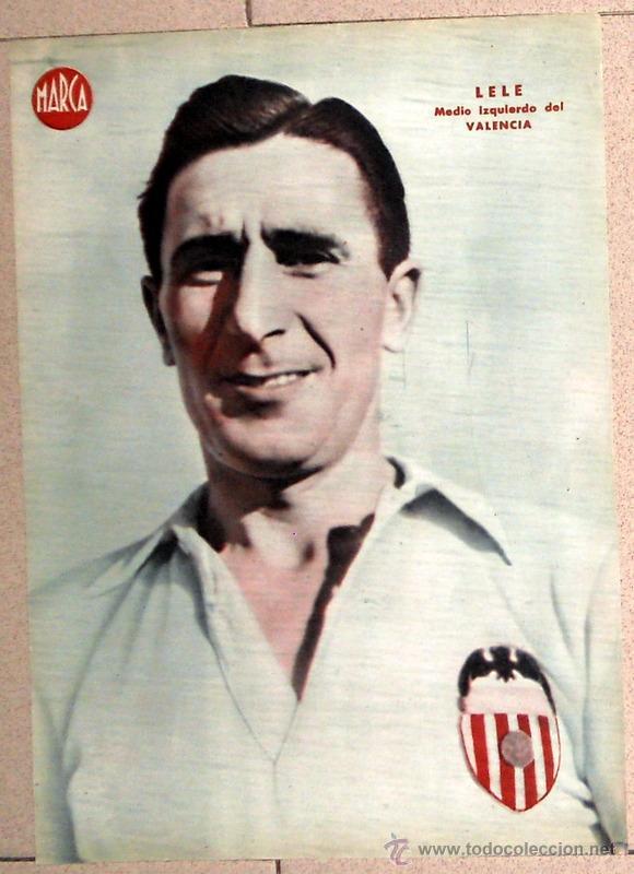 último una gran variedad de modelos precio justo Póster-lámina diario marca - fútbol años 40 - l - Sold ...