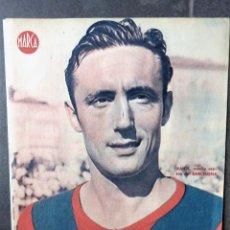 Coleccionismo deportivo: ANTIGUO CARTEL POSTER LAMINA RAICH , MEDIO CENTRO FUTBOL CLUB BARCELONA BARÇA 32 / 23 CM . Lote 53515902