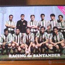 Coleccionismo deportivo: OSTER RACING DE SANTANDER 1970-71 TOSTADERO JEM. Lote 54935204