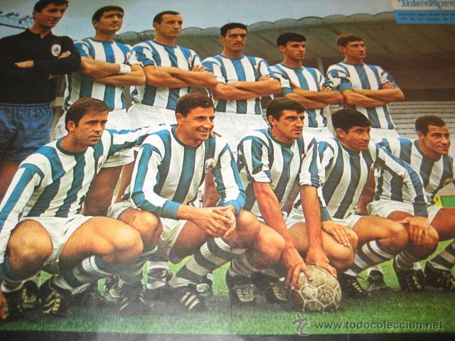 Coleccionismo deportivo: POSTER FUTBOL REAL SOCIEDAD 1964 - Foto 2 - 55007952