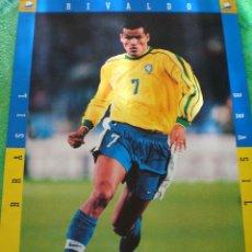 Coleccionismo deportivo: RIVALDO. Lote 56372717