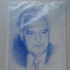 Coleccionismo deportivo: CARTEL- MOSAICO DE RAMÓN MENDOZA ***** DESPLEGABLE *** A ESTRENAR***. Lote 57252453