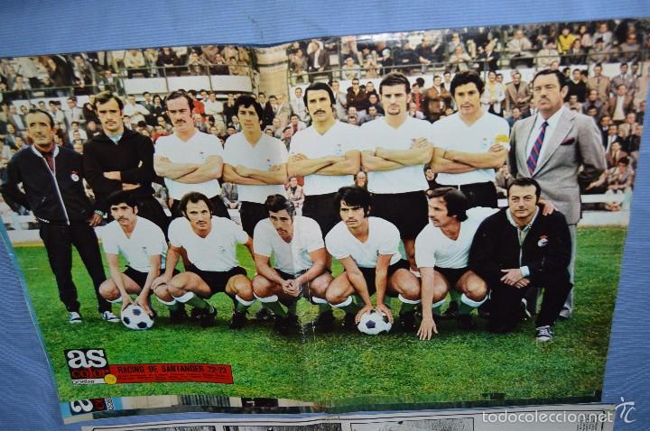 Coleccionismo deportivo: Lotazo – 8 Poster / Carteles antiguos de AS COLOR, Núm 61, 63, 64, 66, 71, 74, 75, y 239 - DIFÍCILE - Foto 7 - 59065805