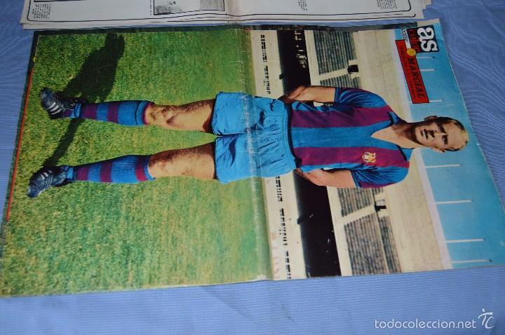 Coleccionismo deportivo: Lotazo – 8 Poster / Carteles antiguos de AS COLOR, Núm 61, 63, 64, 66, 71, 74, 75, y 239 - DIFÍCILE - Foto 8 - 59065805