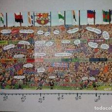 Coleccionismo deportivo: FC BARCELONA - BARÇA - BON NADAL 1975. Lote 82647788