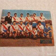 Coleccionismo deportivo: (ML)LÁMINA ORIGINAL PRENSA-TEMP.1960-61-C.D.HOSPITALET.-3ª DIVISÓN.. Lote 84119280