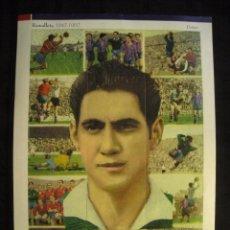 Coleccionismo deportivo: POSTER ANTONIO RAMALLETS - 1947-1962 - PORTER.. Lote 95553307