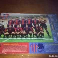 Coleccionismo deportivo: LA LIGA DEL CENTENARIO SPORT. BARCELONA. EST1B1. Lote 97424743