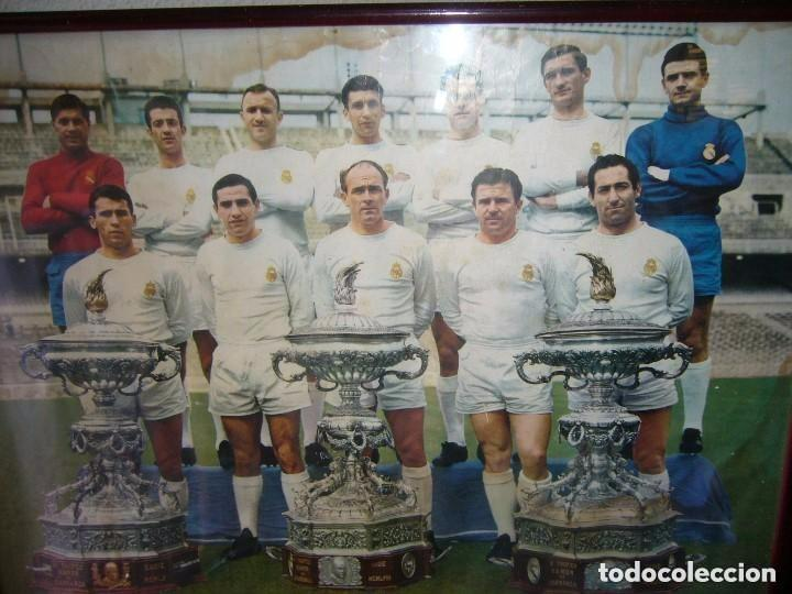 REAL MADRID C.F. 1962-63 (Coleccionismo Deportivo - Carteles de Fútbol)
