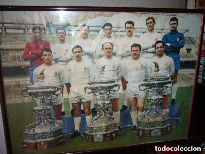 Coleccionismo deportivo: REAL MADRID C.F. 1962-63 - Foto 2 - 97502911