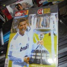 Sammelleidenschaft Sport - real madrid campeón copa rey 2010 2011 - revista + poster gigante - jamás usado impecable - 103349927