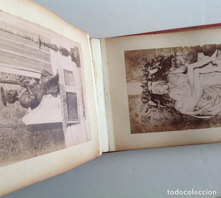 Coleccionismo deportivo: Ca. 1900 * ROMA * ANTIGUO ALBUM DE FOTOGRAFIAS de sus monumentos * 36 fotos de R. Moscioni - Foto 6 - 109179043
