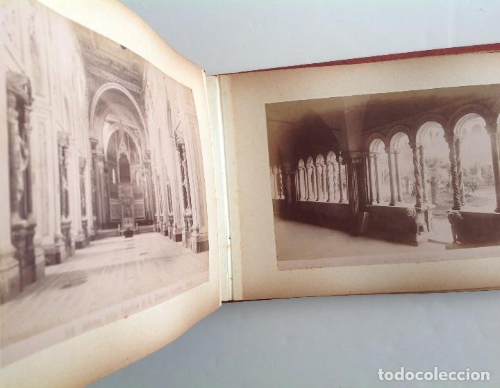 Coleccionismo deportivo: Ca. 1900 * ROMA * ANTIGUO ALBUM DE FOTOGRAFIAS de sus monumentos * 36 fotos de R. Moscioni - Foto 11 - 109179043