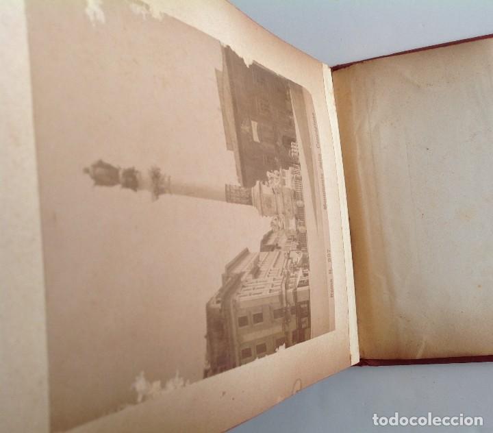 Coleccionismo deportivo: Ca. 1900 * ROMA * ANTIGUO ALBUM DE FOTOGRAFIAS de sus monumentos * 36 fotos de R. Moscioni - Foto 22 - 109179043