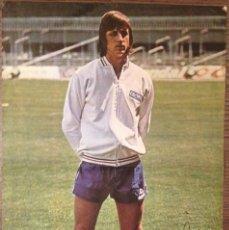 Coleccionismo deportivo: CRUYFF. FC BARCELONA 1974 POSTER. CROPAN, PERFECTO ESTADO.. Lote 111525175