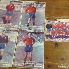 Coleccionismo deportivo: FUTBOL REAL MURCIA LA VERDAD PUBLICIDAD 1955. Lote 111891187