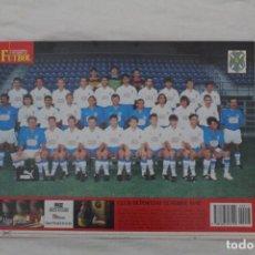 Coleccionismo deportivo: PÓSTER DEL CD TENERIFE. TEMPORADA 91-92. Lote 112445759