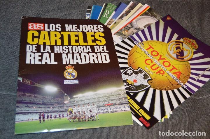 LOS MEJORES CARTELES DE LA HISTORIA DEL REAL MADRID AS - DIARIO AS - PRODUCTO OFICIAL - HAZ OFERTA (Coleccionismo Deportivo - Carteles de Fútbol)