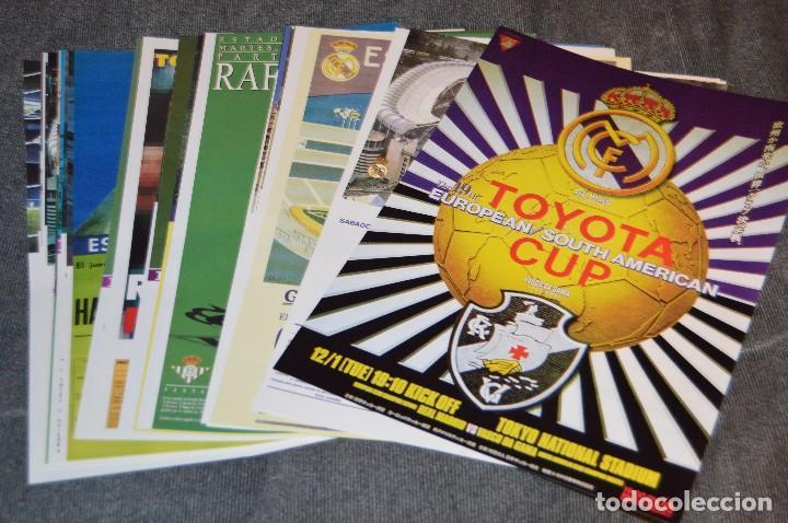 Coleccionismo deportivo: LOS MEJORES CARTELES DE LA HISTORIA DEL REAL MADRID AS - DIARIO AS - PRODUCTO OFICIAL - HAZ OFERTA - Foto 2 - 113205919