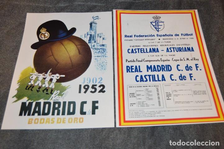 Coleccionismo deportivo: LOS MEJORES CARTELES DE LA HISTORIA DEL REAL MADRID AS - DIARIO AS - PRODUCTO OFICIAL - HAZ OFERTA - Foto 4 - 113205919