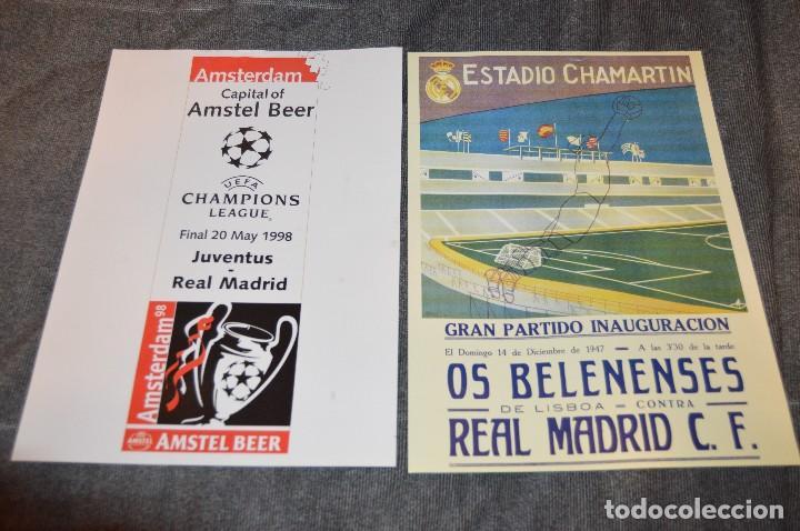 Coleccionismo deportivo: LOS MEJORES CARTELES DE LA HISTORIA DEL REAL MADRID AS - DIARIO AS - PRODUCTO OFICIAL - HAZ OFERTA - Foto 5 - 113205919