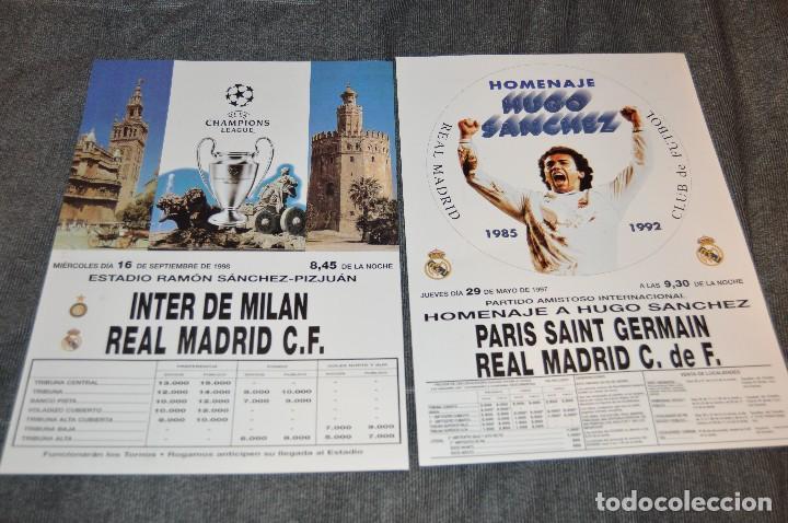 Coleccionismo deportivo: LOS MEJORES CARTELES DE LA HISTORIA DEL REAL MADRID AS - DIARIO AS - PRODUCTO OFICIAL - HAZ OFERTA - Foto 7 - 113205919