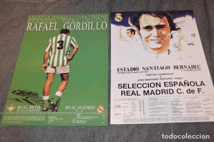 Coleccionismo deportivo: LOS MEJORES CARTELES DE LA HISTORIA DEL REAL MADRID AS - DIARIO AS - PRODUCTO OFICIAL - HAZ OFERTA - Foto 8 - 113205919